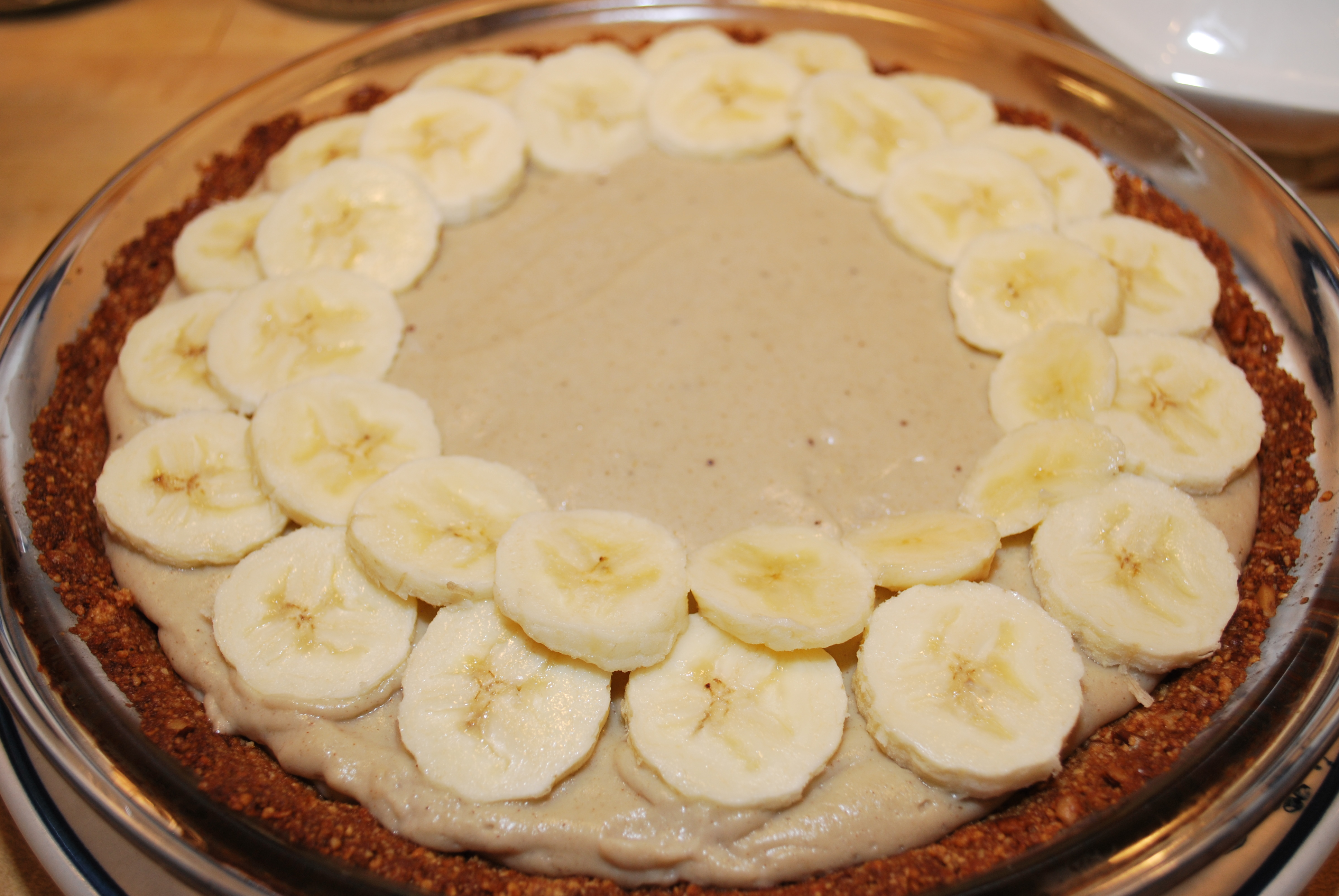 Paleo Banana Pudding…Pie | 100 First Tastes